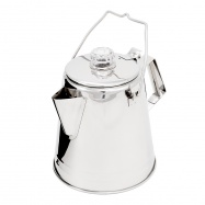GSI Outdoors Glacier Stainless Handle Percolator