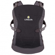 LittleLife Acorn Baby Carrier black