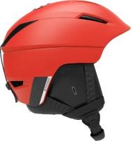 lyž.helma Salomon Pioneer red/beluga 19/20