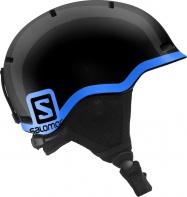 lyž.helma Salomon Grom black KIDS 16/17