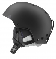 lyž.helma Salomon Brigade black matt XS 13/14