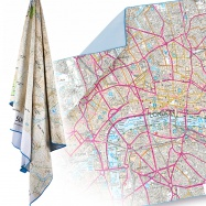 Lifeventure SoftFibre OS Map Towel
