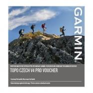 Garmin Topo Czech V4 PRO