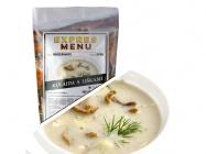 Expres menu Kulajda s liškami 2 porce
