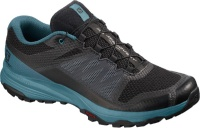 boty Salomon XA Discovery black/blue UK10,5