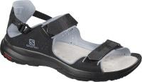 boty Salomon Tech sandal feel black