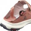 boty Salomon Tech sandal feel W cedar wood UK7,5