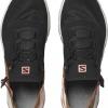boty Salomon Tech amphib 4 W black/bistre UK6