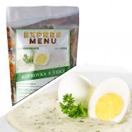 Expres menu Koprovka s vejci 2 porce