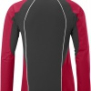 bunda Salomon Active III Softshell M červená 11/12