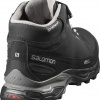 boty Salomon Shelter Spikes CS WP UK 10,5 black/frost