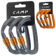 CAMP Orbit Lock 3 Pack
