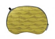 Thermarest AIR HEAD PILLOW Regular Yellow Mountains nafukovací polštářek žlutý