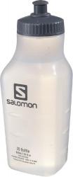 láhev Salomon 3D 600ml white translucent 20/21