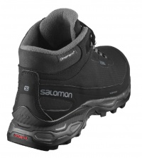boty Salomon Shelter Spikes CS WP  black/ebony