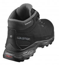 boty Salomon Shelter Spikes CS WP UK10  black/ebony