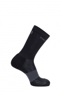 ponožky Salomon XA 2pack goji berry/black S 20/21