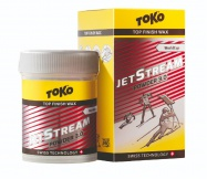 vosk TOKO Jet Stream Powder 3.0 30g red, PFC regul