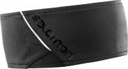 čelenka Salomon RS black/shiny black 20/21
