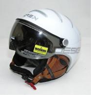 lyž.helma KASK Class bílá