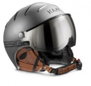 lyž.helma KASK Class stříbrná