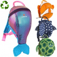 LittleLife Animal Toddler Backpack Recycled
