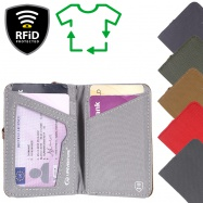 Lifeventure RFiD Card Wallet Recycled