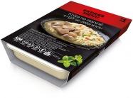 Expres menu KM Krůta na slanině, rýže se zeleninou