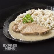 Expres menu KM Kovářova vepřová pečeně s rýží