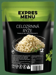 Expres menu Celozrnná rýže (2 porce)