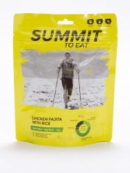 STE CHICKEN FAJITA WITH RICE Big Pack Kuře Fajita s rýží 213g/1005kcal