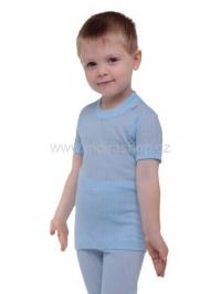 MOIRA MONO dětské triko s krátkým rukávem 90-120
