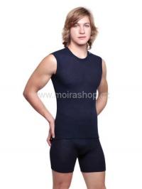 MOIRA MONO spodky s krátkou nohavicí