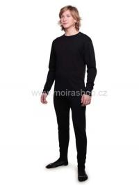 MOIRA PLYŠ spodky s dlouhou nohavicí