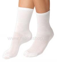 MOIRA ponožky PROFI bílá