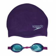Speedo Jet Junior Swim Seat fialová