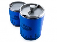 GSI Outdoors Personal Java Press 600ml blue