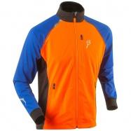 bunda BJ Champion M oranžovo/modro/černá