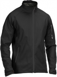 bunda Salomon Active Softshell M black