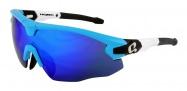 brýle HQBC Qert Plus modro/bílé 3 v 1