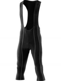 SKINS Cycle PRO Mens Black Bib 3/4 Tights
