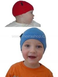 MOIRA Warm Stretch dětská kojenecká čepice