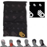 SENSOR TUBE RUKA šátek multifunkční černá