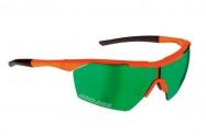 brýle SALICE 004RW Flo orange/multi.green/transp.