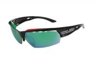 brýle SALICE 005ITACRX black/CRX smoke/transparent