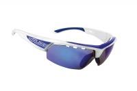 brýle SALICE 005RWB white-blue/RW blue/transparent