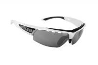 brýle SALICE 005RWB white-black/RW black/trasparen