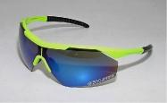 brýle SALICE 004RW Flo yellow/RW blue/transparent