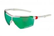brýle SALICE 004ITA white/mult.green/transp.