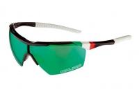 brýle SALICE 004ITA black/multigreen/transparent